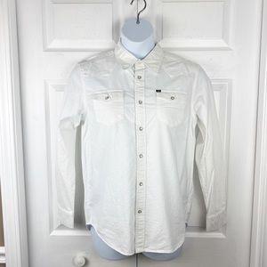 Polo Ralph Lauren Western Pearl Snap Button Shirt